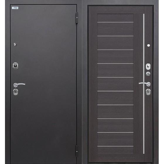 Сейф-дверь Тринити (ЧМ) Диана. Дверь входная фабрики «БЕРЛОГА»