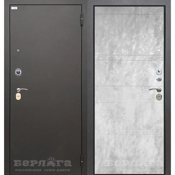 Сейф-дверь Тринити Марвин. Дверь входная фабрики «БЕРЛОГА»