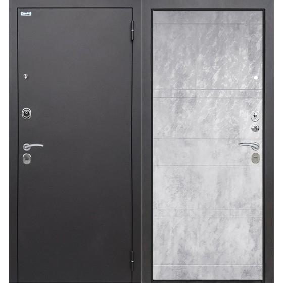 Сейф-дверь Тринити (АС) Марвин. Дверь входная фабрики «БЕРЛОГА»