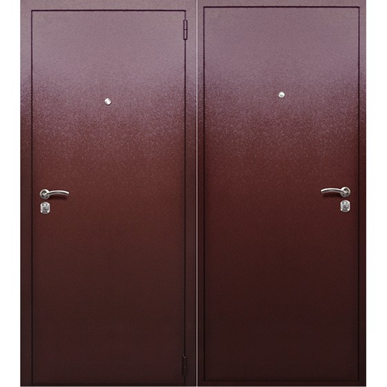 Сейф-дверь СБ-3. Дверь входная фабрики «БЕРЛОГА»