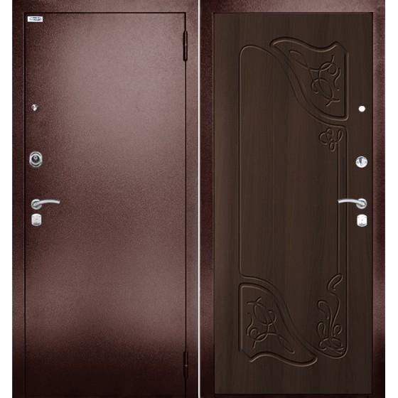Сейф-дверь Веста. Дверь входная фабрики «БЕРЛОГА»
