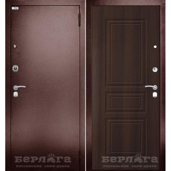 Cейф-дверь Гаральд. Дверь входная фабрики «БЕРЛОГА»