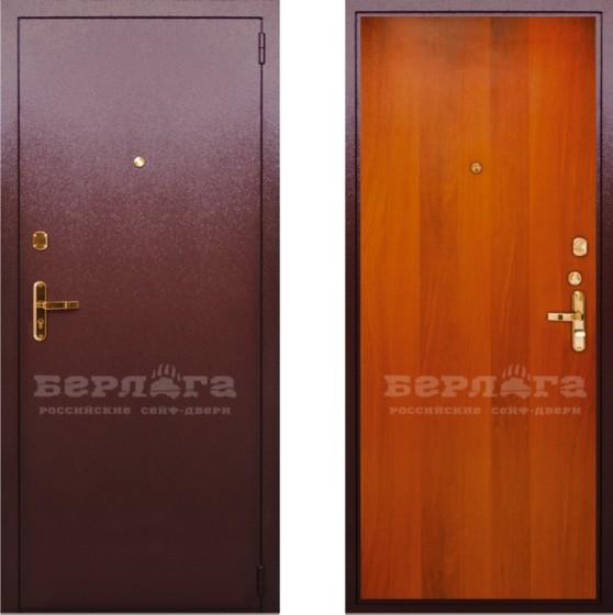 Сейф-дверь ЭК-1 БЕРЛОГА