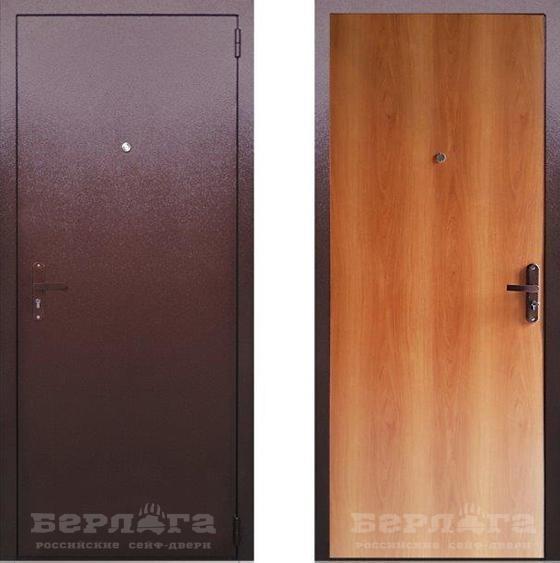 Сейф-дверь ЭК-2 БЕРЛОГА