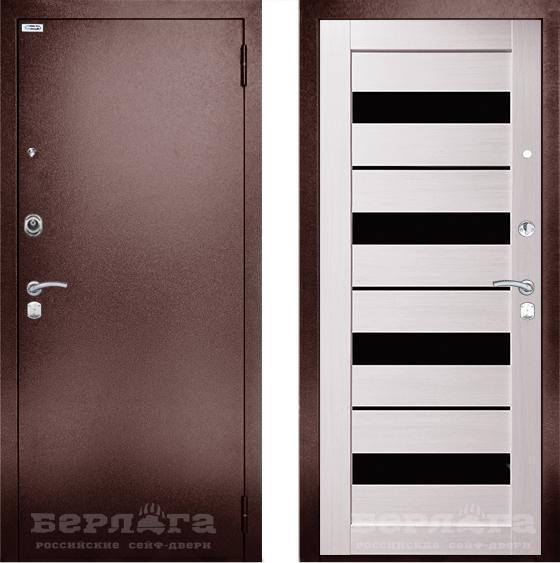 Сейф-дверь Милана БЕРЛОГА