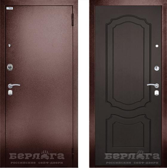 Сейф-дверь Мишель БЕРЛОГА