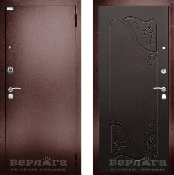 Сейф-дверь Веста БЕРЛОГА