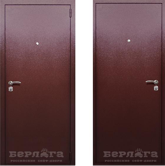 Сейф-дверь СБ-3 БЕРЛОГА