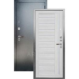 Входная дверь «АРГУС»: ДА-97 ДИАНА БУКСУС / АНТИК СЕРЕБРО
