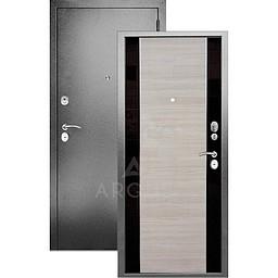 Входная дверь «АРГУС»: «ДА-10» КАРМЕН ВЕНГЕ ДУБ БЕЛЕНЫЙ
