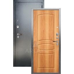 Входная дверь «АРГУС»: «ДА-64» МОНАКО орех миланский