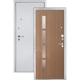 Входная дверь «АРГУС»: «ДА-85/2» РЕЗОЛИТ ЛЕН ТЕМНЫЙ
