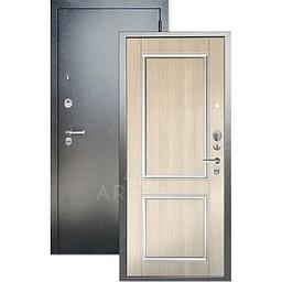 Входная дверь «АРГУС»: «ДА-68» РОМЕО КАПУЧИНО