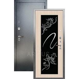 Входная дверь «АРГУС»: ДА-105 АДЕЛЬ БЕЛЫЙ ЯСЕНЬ