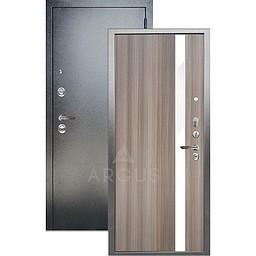 Входная дверь «АРГУС»: ДА-105 СОЛО КЕРАМИКА ИЗАБЕЛЬ / АНТИК СЕРЕБРО