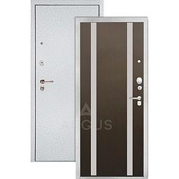 Входная дверь «АРГУС»: «ДА-85/2» ДУЭТ ВЕНГЕ ТИСНЕНЫЙ