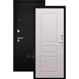 Входная дверь «АРГУС»: «ДА-84/1» МОНАКО БЕЛЫЙ ЯСЕНЬ
