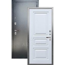 Входная дверь «АРГУС»: «ДА-64» СКИФ роял вуд белый