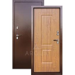 Входная уличная дверь «АРГУС»: с терморазрывом «ТЕПЛО-1»
