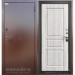 Сейф-дверь 3К ТЕРМО 2. Дверь входная фабрики «БЕРЛОГА»
