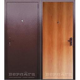 Сейф-дверь ЭК-2. Дверь входная фабрики «БЕРЛОГА»