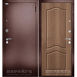 Сейф-дверь Этюд. Дверь входная фабрики «БЕРЛОГА»
