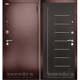 Сейф-дверь Фриза. Дверь входная фабрики «БЕРЛОГА»