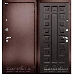 Сейф-дверь Сенатор. Дверь входная фабрики «БЕРЛОГА»