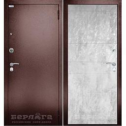 Сейф-дверь Марвин. Дверь входная фабрики «БЕРЛОГА»