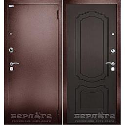 Сейф-дверь Мишель. Дверь входная фабрики «БЕРЛОГА»