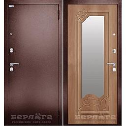 Сейф-дверь Ольга. Дверь входная фабрики «БЕРЛОГА»