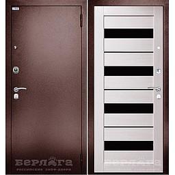 Сейф-дверь Милана. Дверь входная фабрики «БЕРЛОГА»