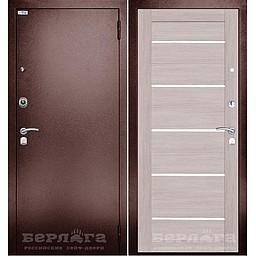 Сейф-дверь Александра. Дверь входная фабрики «БЕРЛОГА»