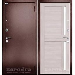 Сейф-дверь Мирра. Дверь входная фабрики «БЕРЛОГА»