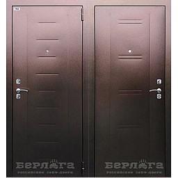 Сейф-дверь СБ-90. Дверь входная фабрики «БЕРЛОГА»