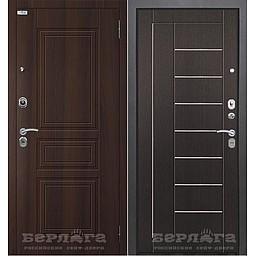 Сейф-дверь Тринити (АС) Фриза. Дверь входная фабрики «БЕРЛОГА»