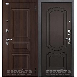 Сейф-дверь Тринити (АС) Мишель. Дверь входная фабрики «БЕРЛОГА»