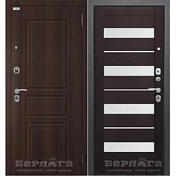 Сейф-дверь Тринити (АС) Милана. Дверь входная фабрики «БЕРЛОГА»