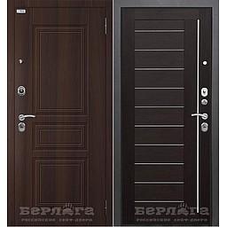 Сейф-дверь Тринити (АС) Диана. Дверь входная фабрики «БЕРЛОГА»