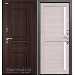 Сейф-дверь Тринити (АС) Мирра. Дверь входная фабрики «БЕРЛОГА»