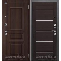 Сейф-дверь Тринити (АС) Александра. Дверь входная фабрики «БЕРЛОГА»