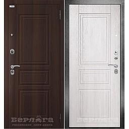 Сейф-дверь 3К Гаральд. Дверь входная фабрики «БЕРЛОГА»