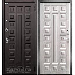 Сейф-дверь 3К Сенатор. Дверь входная фабрики «БЕРЛОГА»